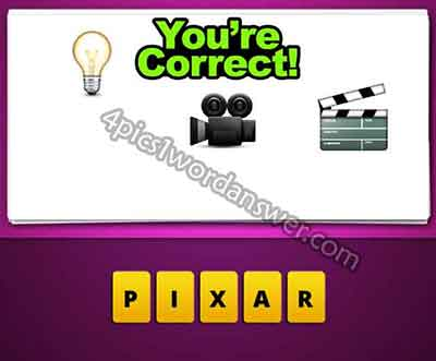 emoji-light-bulb-video-camera-movie-clapperboard