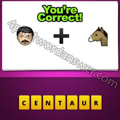 emoji-man-plus-horse