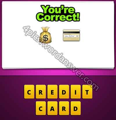 emoji-money-bag-and-card