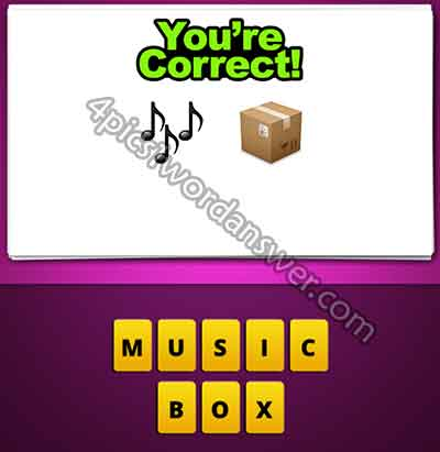 emoji-music-notes-and-package-box