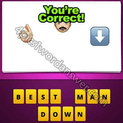 emoji-ok-hand-man-down-arrow