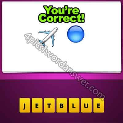 emoji-plane-and-blue-ball