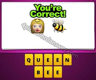 emoji-princess-queen-and-bee