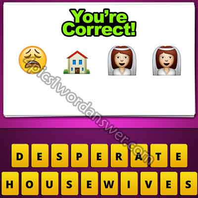 guess the emoji sad face house 2 bridesGuess The Emoji House And Bride