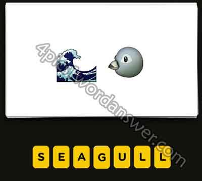 emoji-sea-wave-and-bird