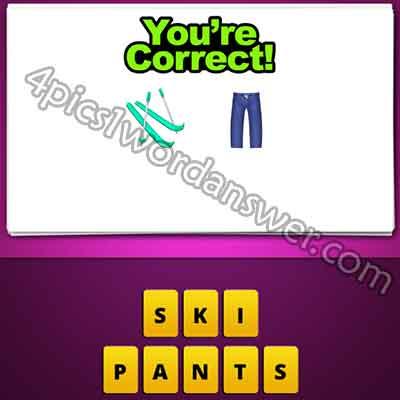 emoji-ski-and-jeans-pants