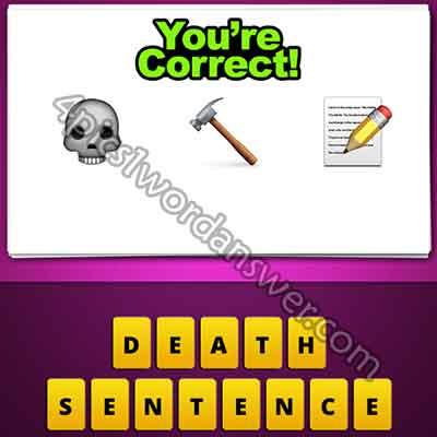 emoji-skull-hammer-paper-pencil