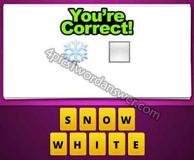 emoji-snowflake-and-white-square