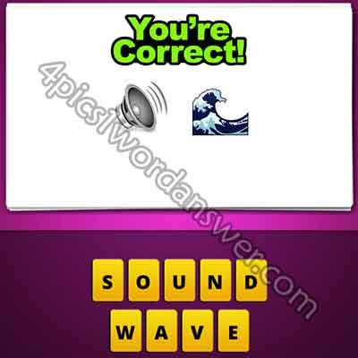 emoji-sound-speaker-and-sea-wave