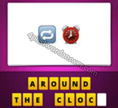 emoji-turn-around-arrow-alarm-clock