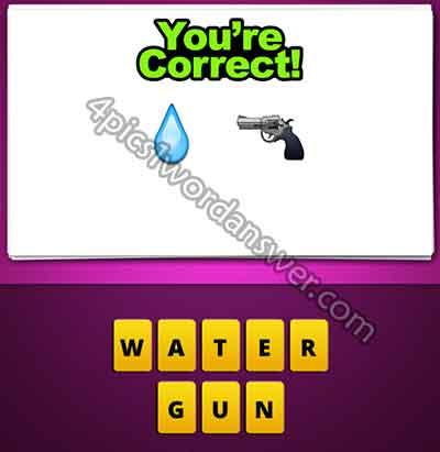 emoji-water-drop-and-gun
