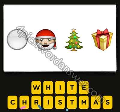 emoji-white-ball-santa-claus-christmas-tree-present