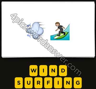 emoji-wind-surfer