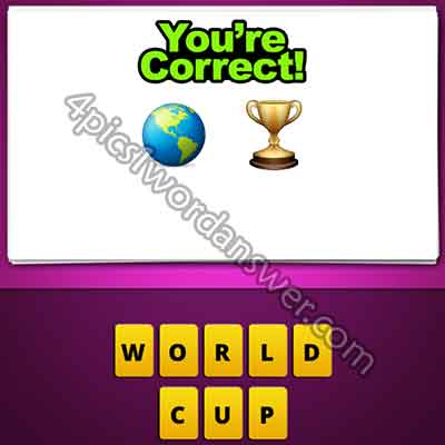 emoji-world-globe-and-trophy-cup