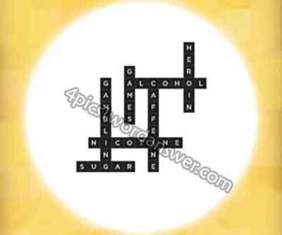 Gambling game crossword clue