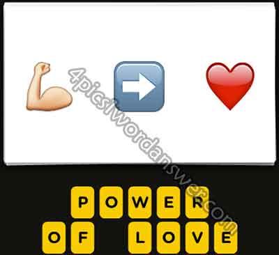 emoji-arm-muscle-right-arrow-heart