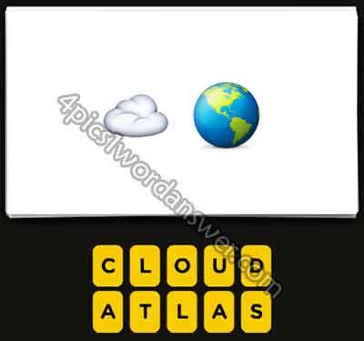 emoji-cloud-and-world-globe