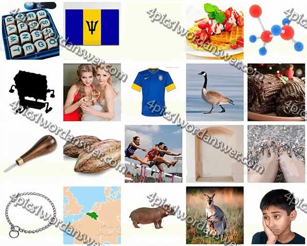 100 Pics Dingbats Answers 100 Pics Answers