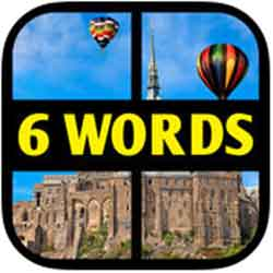 6-words-1-pic-answers