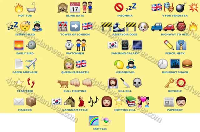 guessup-emoji-level-171-172-173-174-175-answers
