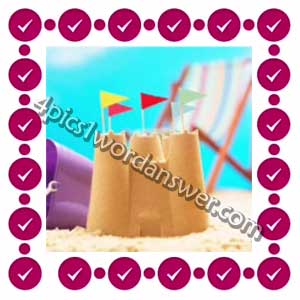 100 Pics The Seaside Answers 4 Pics 1 Word Daily Puzzle