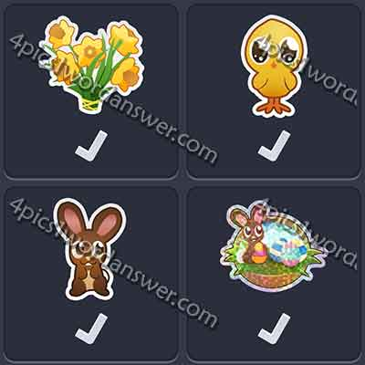 4-pics-1-word-easter-badges