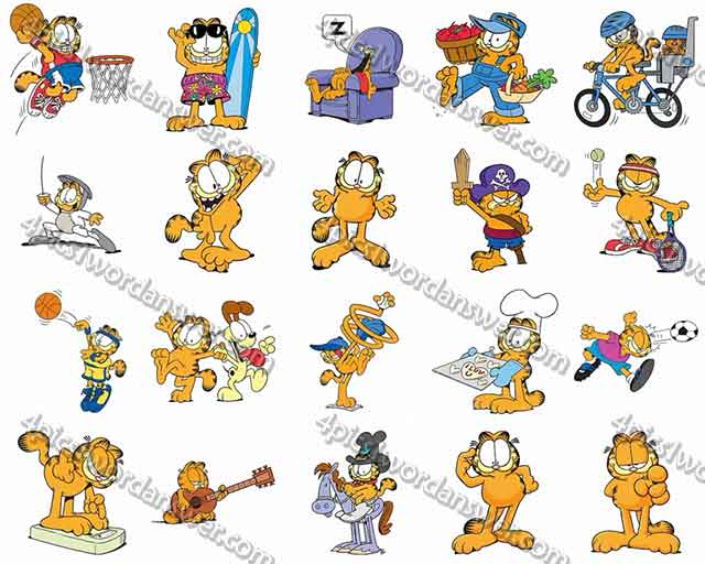 100-pics-garfield-is-level-41-60-answers
