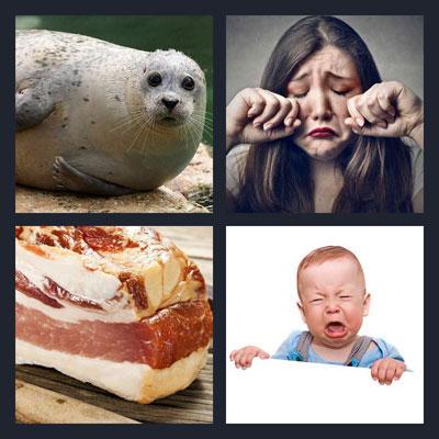4-pics-1-word-blubber
