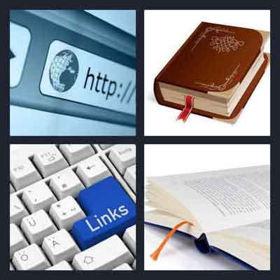 4-pics-1-word-bookmark