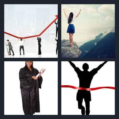 4-pics-1-word-achieve