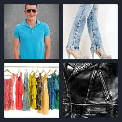 4-pics-1-word-clothes