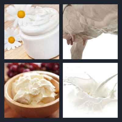 4-pics-1-word-cream