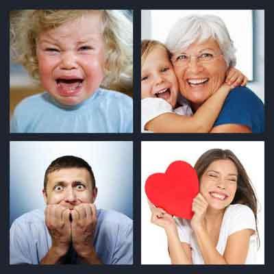 4-pics-1-word-emotions