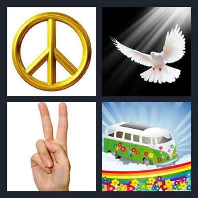 4-pics-1-word-peace