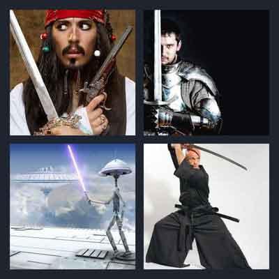 4-pics-1-word-sword