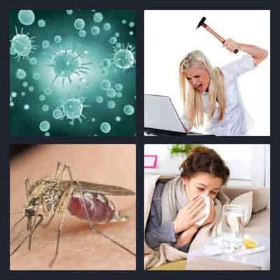 4-pics-1-word-virus