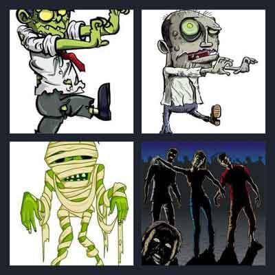 4-pics-1-word-zombie