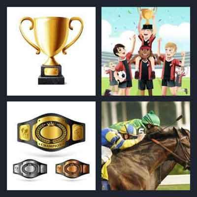4-pics-1-word-champion