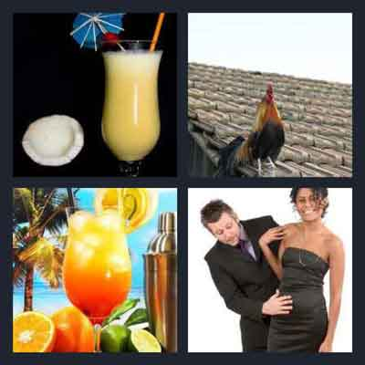 4 pics 1 word answer cocktail 4 pics 1 word game answers whats 4 pics 1 word cocktail expocarfo Image collections