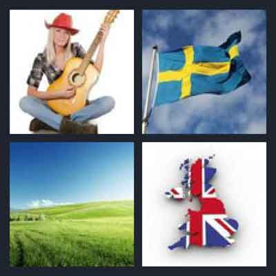 4-pics-1-word-country