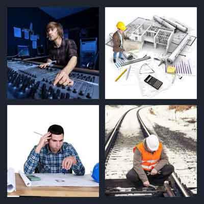 4-pics-1-word-engineer