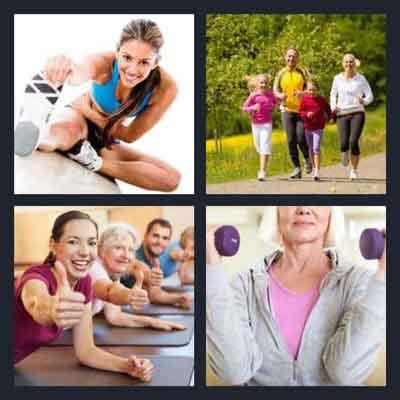 4-pics-1-word-fitness