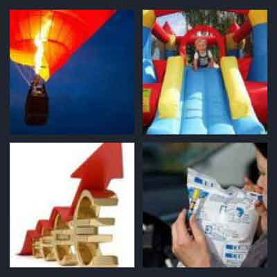 4-pics-1-word-inflate