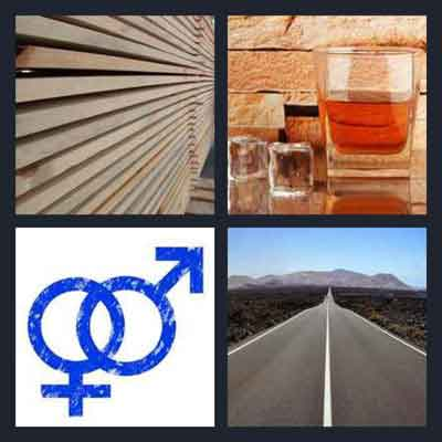 4-pics-1-word-straight