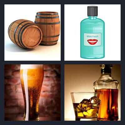4-pics-1-word-alcohol