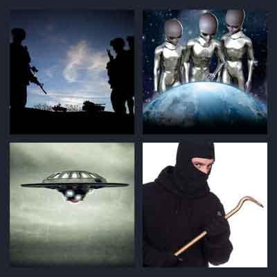 4-pics-1-word-invader