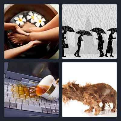 4-pics-1-word-soaking