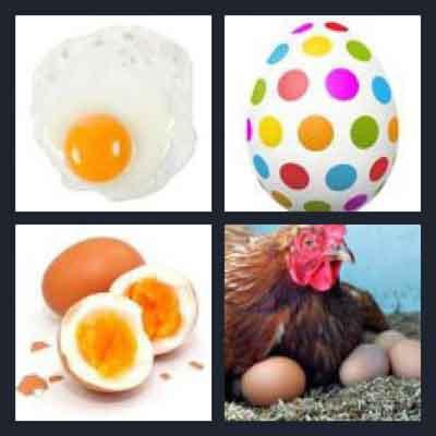 4-pics-1-word-egg