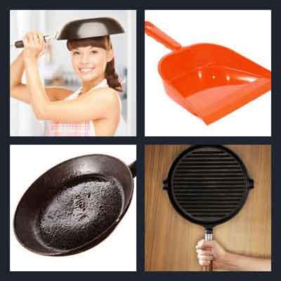 4-pics-1-word-pan
