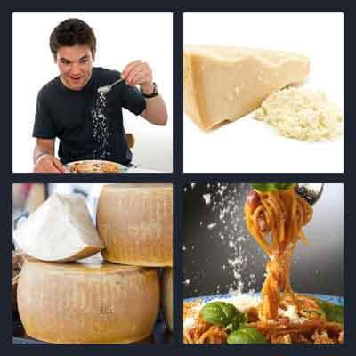 4-pics-1-word-permesan